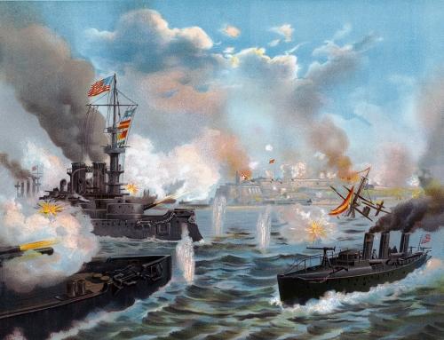 Bombardeo de San Juan, Puerto Rico– 12 de mayo de 1898