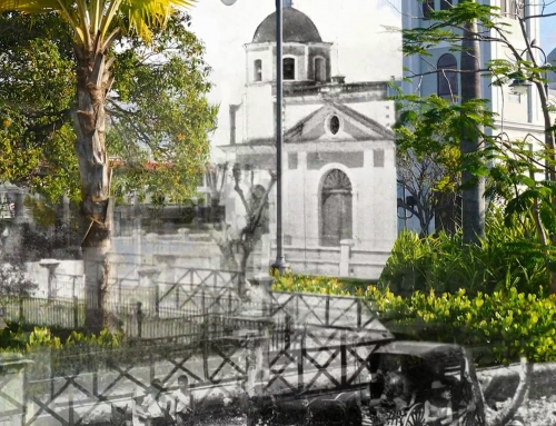 """Video """"Antes y después"""": fotografías de Puerto Rico de 1899 y 2014 combinadas en una"""