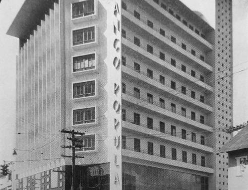 Edificio del Banco Popular de Puerto Rico en Santurce, circa 1950