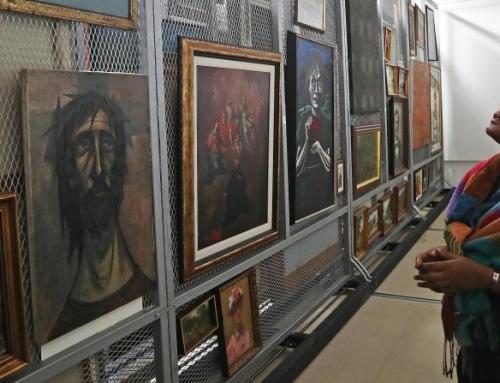 Depósito de obras del Instituto de Cultura Puertorriqueña
