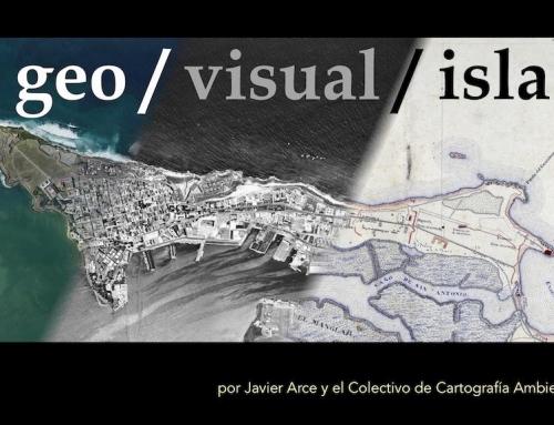 Exposición Geo-visual-isla en el Museo Casa Blanca en el Viejo San Juan