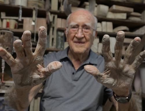 """Exposición """"Bernardo Hogan: una retrospectiva"""" en el Museo de San Juan el 16 de junio de 2017"""