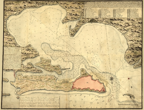 Nuevo plano de Puerto Rico (1785)