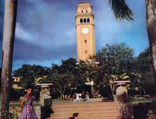 Revista Mundo Hispánico: Número especial dedicado a Puerto Rico (1953)