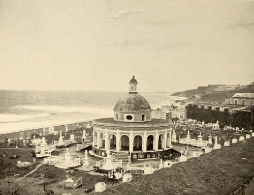 Fotos del Cementerio Santa María Magdalena de Pazzi (1899)
