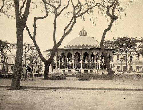 Kiosco Árabe en Ponce (1893)