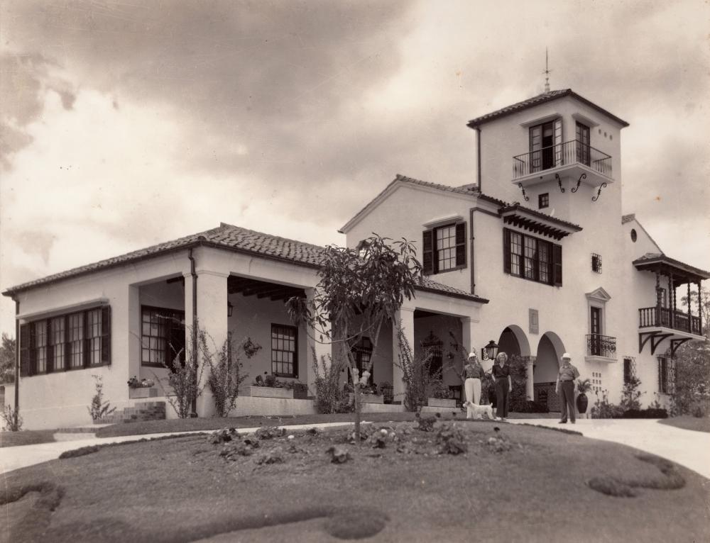 El Cortijo en Barranquitas (1939)