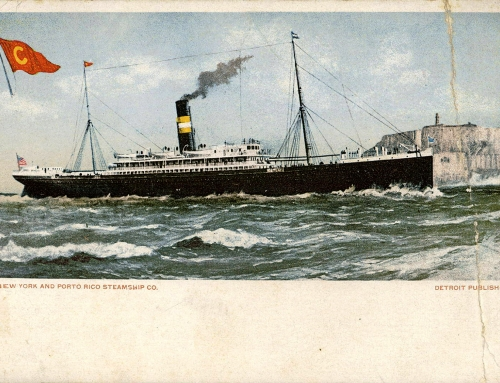 New York and Porto Rico Steamship Co. (1903-1904)
