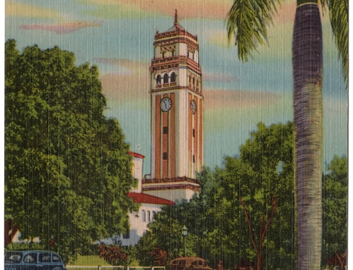 Torre de la Universidad de Puerto Rico (1939)