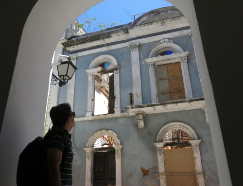 "The Washington Post – ""Puerto Rico struggles to save historic buildings amid crisis"""