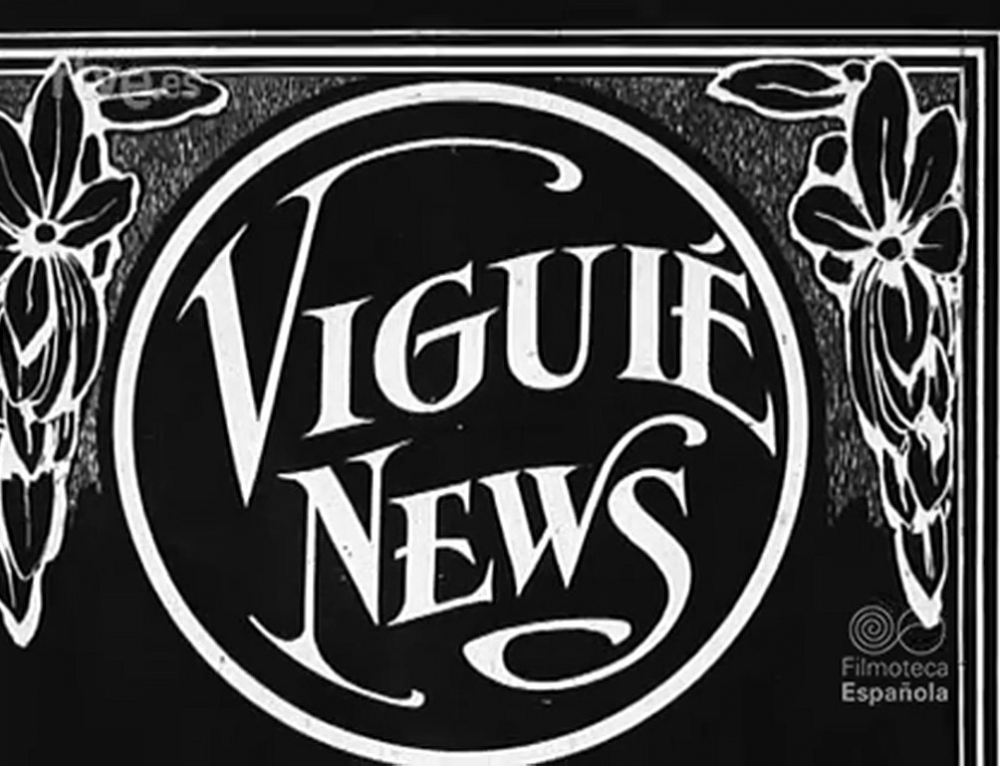 Cortometraje sobre Puerto Rico por Viguié News (1929)