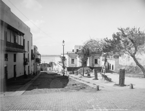 A Placeta in San Juan, Puerto Rico (1901)