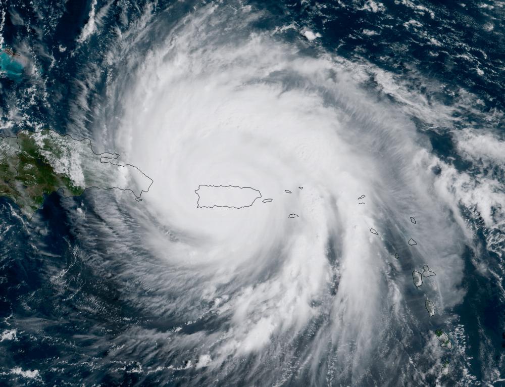Reportaje de la BBC sobre la temporada de huracanes 2017