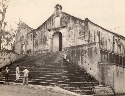 Iglesia Porta Coeli (c. 1955)