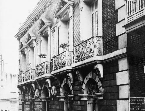 Antiguo Banco Español en el Viejo San Juan (inaugurado en 1894)