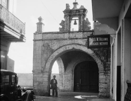 Documentación de la Capilla del Cristo (1935)