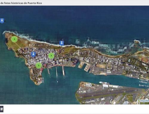 Mapa interactivo de fotos históricas de Puerto Rico – Actualizado