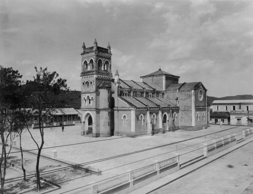 Iglesia de Humacao (entre 1898 y 1917)