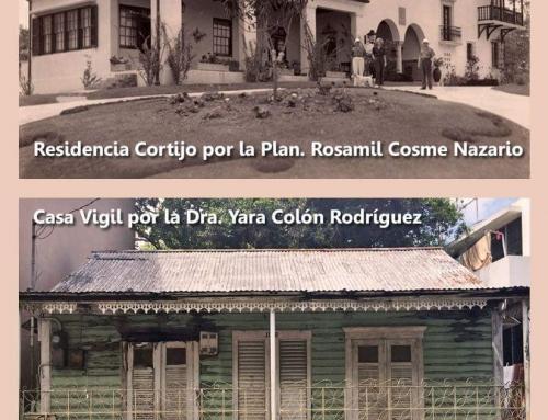 """Presentación """"Casa Vigil y El Cortijo: dos estudios en contraste"""""""