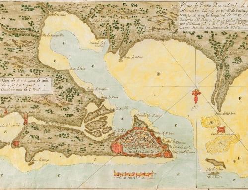 Plano de Puerto Rico (1783)