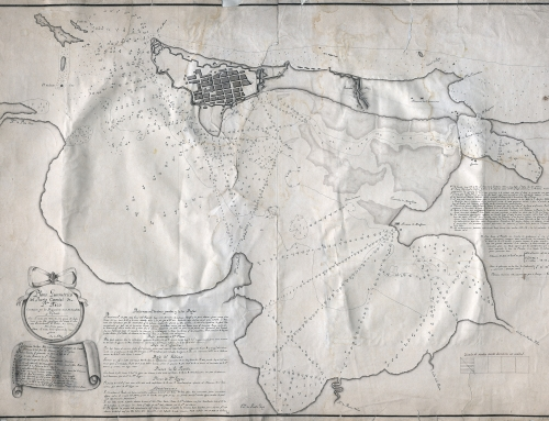 Documentos cartográficos de Puerto Rico por Churruca (1793-1794)