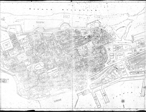 Plano general de San Juan (1921)