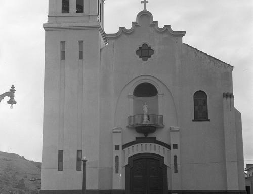 Iglesia de Barranquitas (1941)