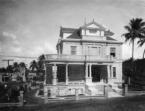Residencia La Giralda, Miramar (c. 1910)