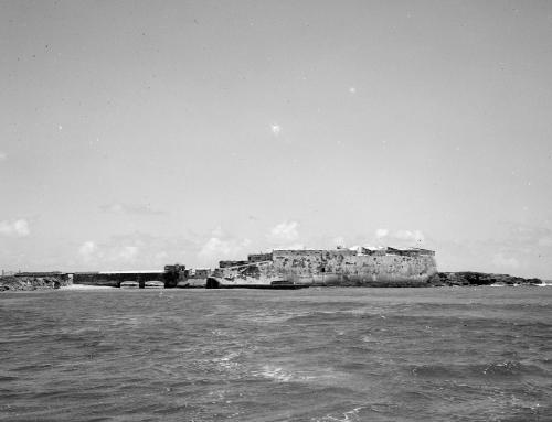 Documentación del Fortín de San Jerónimo (1954)