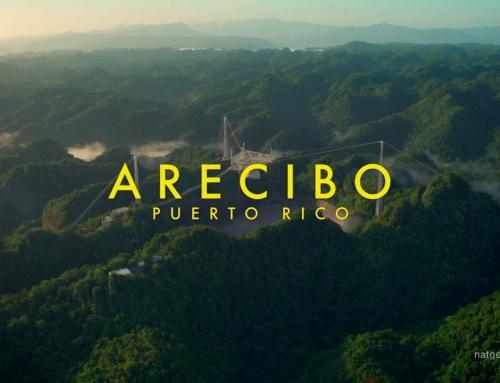 Observatorio de Arecibo en National Geographic (2018)