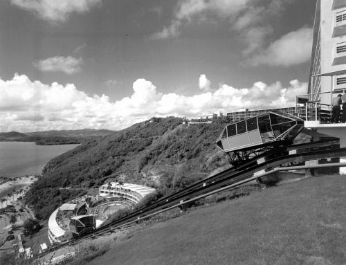 Funicular en el Hotel El Conquistador (c. 1969)