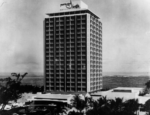Hotel Puerto Rico Sheraton (1969)