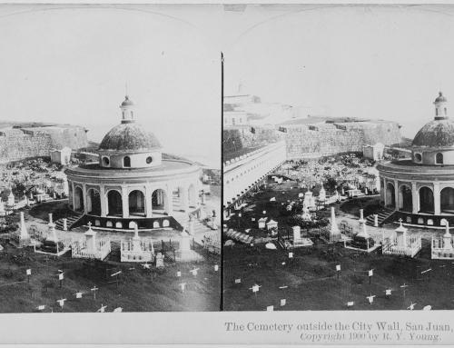 Cementerio de San Juan (1900)