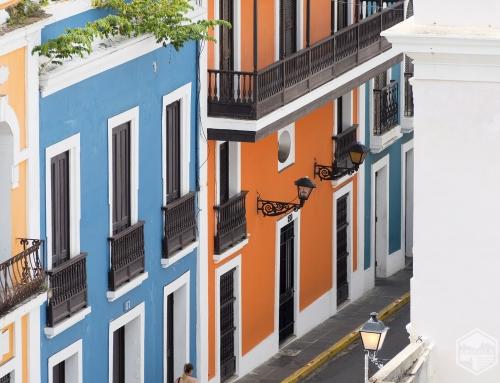 Caminando por Viejo San Juan (2018)