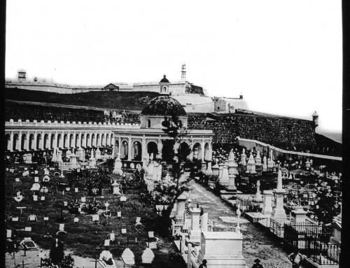 Cementerio de San Juan (c. 1892)
