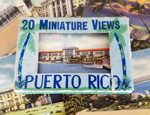 20 vistas de Puerto Rico (¿1940's?)