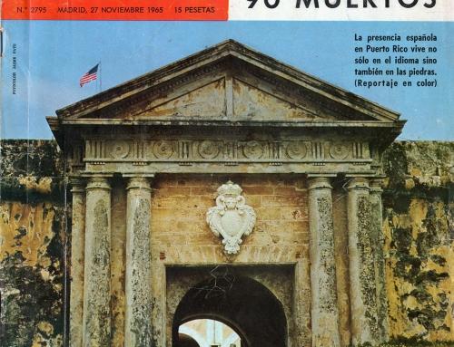 Puerto Rico en la revista Blanco y Negro (1965)