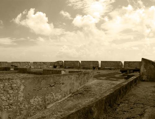 Vista desde el Fortín San Jerónimo (2018)