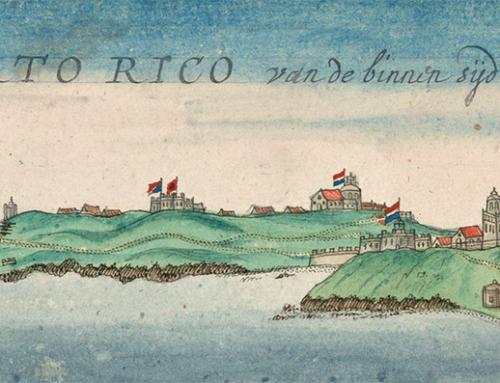 Relación del ataque holandés a Puerto Rico (1625)