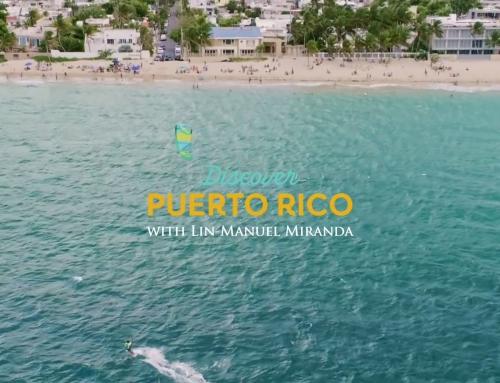 Discover Puerto Rico (2018)