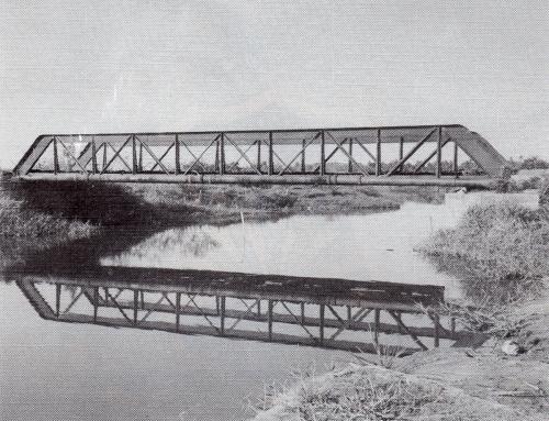 El antiguo ferrocarril y sus remanentes (1991)