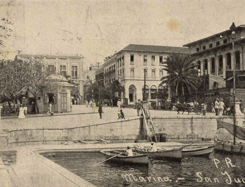 La Marina, Viejo San Juan (c. 1915)