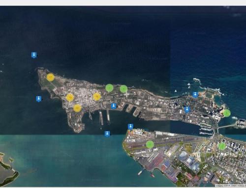 Mapa interactivo de fotos históricas de Puerto Rico
