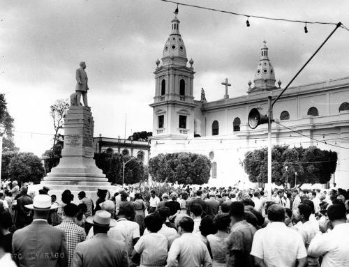 Homenaje a Juan Morel Campos (1957)