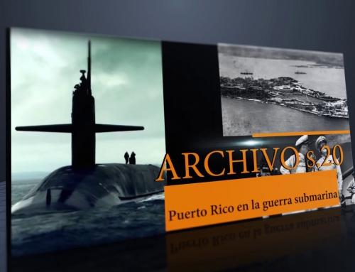 Puerto Rico en la guerra submarina