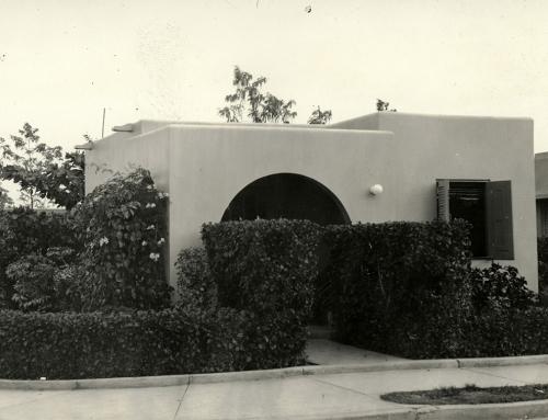 Casas típicas urbanización Roosevelt (1937)