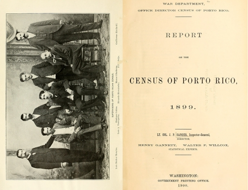 Censo de Puerto Rico (1899)