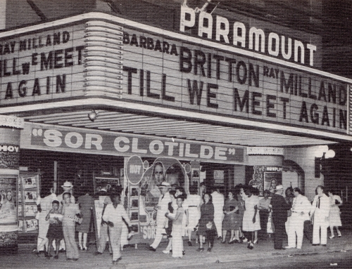 Teatro Paramount (c. 1945)