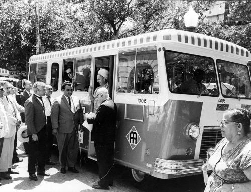 Minibus de San Juan (1965)