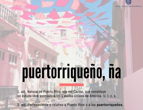 Palabra del día – Real Academia Española
